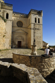 Collégiale St Sauveur à Grignan