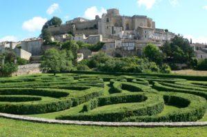 Jardin Sévigné
