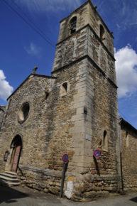 Eglise St Barthélémy Chamaret