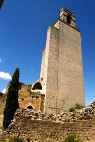 Tour de Chamaret XIIIème siècle
