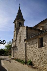 Village de St Pantaleon Photo P.Thomas OT Pays de Grignan (11)