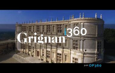 Grignan à 360