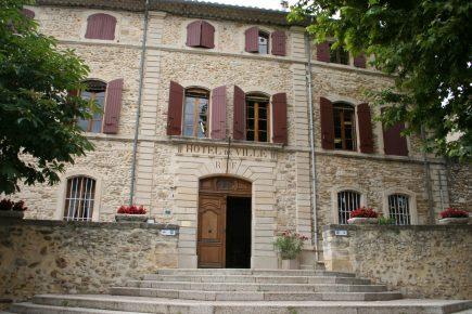 Hôtel de Ville Visan