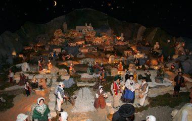 traditions Noël Crèche