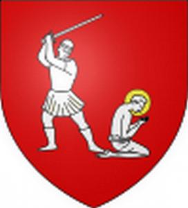 Blasons : St Pantaléon rouge