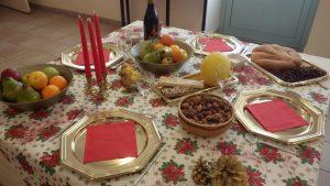 Traditions des 13 desserts de Noël