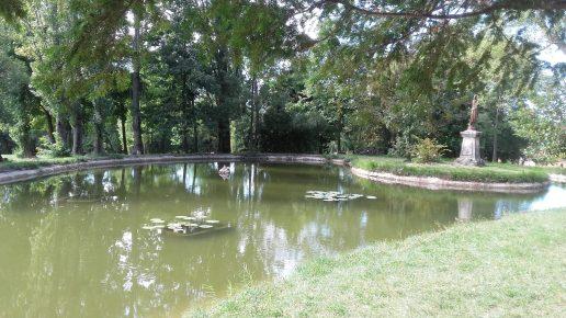 St Pantaléon les vignes parc Château Urdy