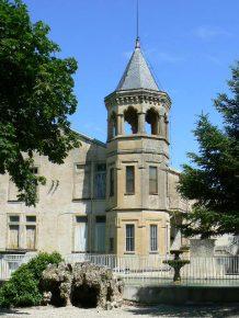 St Pantaléon les vignes Château Urdy