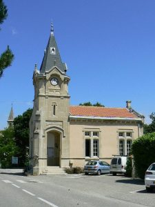 Docteur Urdy Mairie Saint Pantaléon-les-vignes