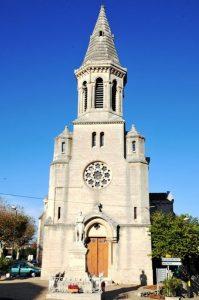 Véran Molinas Montségur sur Lauzon Eglise St Jean