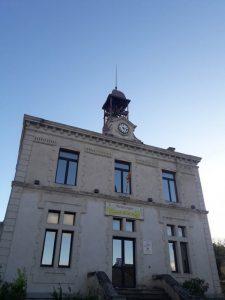 Véran Molinas Montségur sur Lauzon mairie