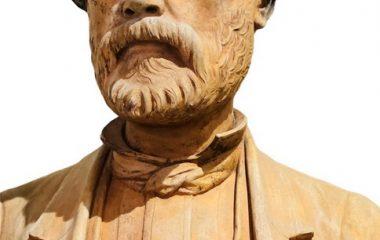 Ferdinand Revoul buste