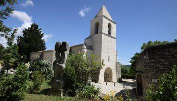 Le Baiser et l'église St Martin