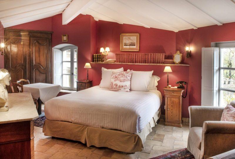 Hôtel Le Clair de la Plume à Grignan - 4