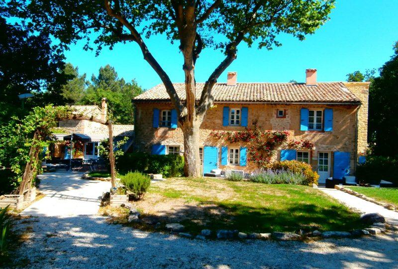 Chez Edith et Laeti – Le Mas de Fanny à Chantemerle-lès-Grignan - 12