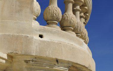 Blogueurs détail tour château de Grignna