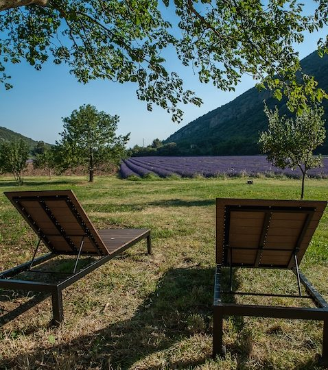 Le Mas de La Lance à Roche-Saint-Secret-Béconne - 9