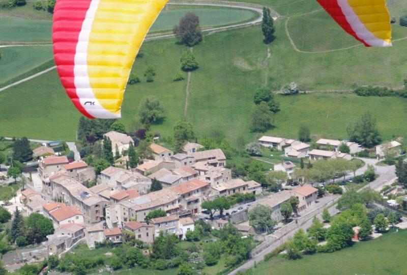Vol biplace avec Dynamic Parapente à Montélimar - 0