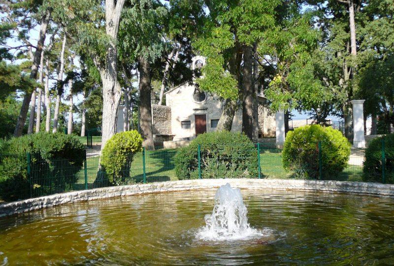 Jardin de Pied-Vaurias à Valréas - 2