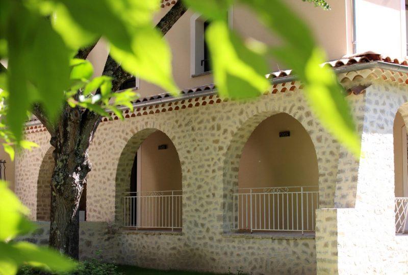 Hôtel la Cachette à Dieulefit - 5