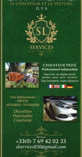SL Services à Montbrison-sur-Lez - 0