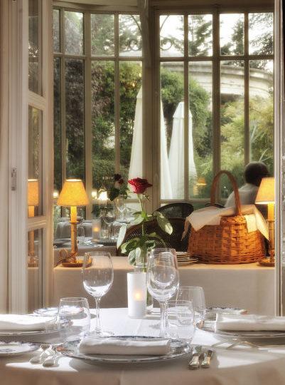 Restaurant Le Clair de la Plume à Grignan - 5
