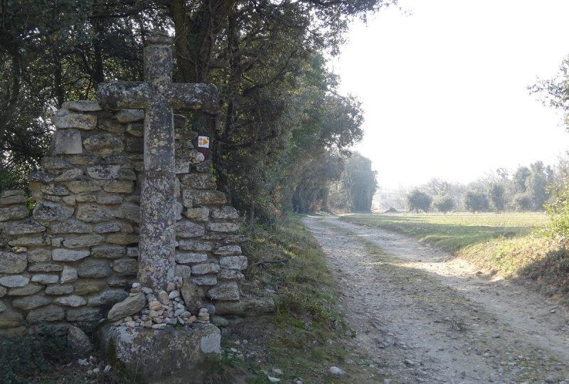 Sentier VTT Rochecourbière à Chamaret - 1