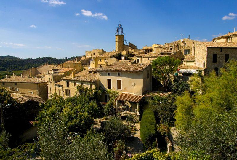 Découverte à pied et en voiture des Routes de la lavande en Drôme provençale à Grignan - 1