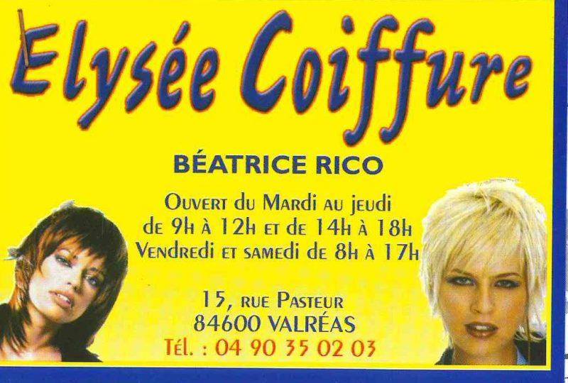Elysée Coiffure à Valréas - 0