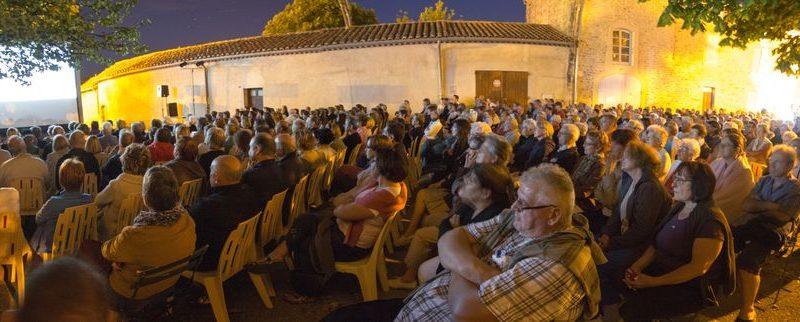 Festival de Cinéma de Plein Air à Visan - 0
