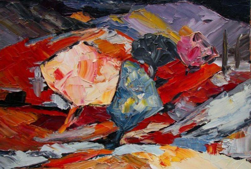 ESKA Atelier Galerie Peinture à Grignan - 0