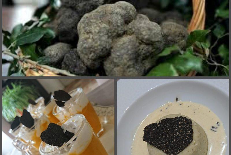 Week-end découverte de la truffe au Mas de la Lance à Roche-Saint-Secret-Béconne - 0