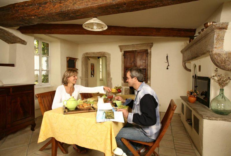 Bien-être en amoureux en Drôme provençale à Montbrison-sur-Lez - 2