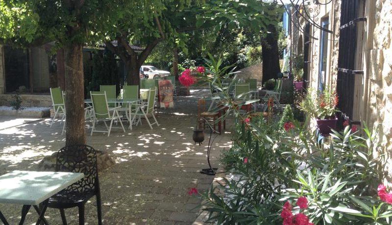 Restaurant le Mas de Lily Rose à Valaurie - 1