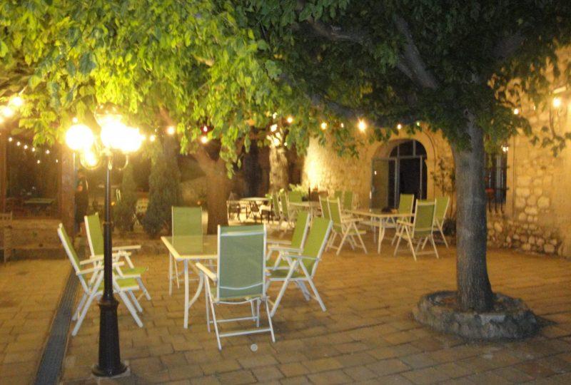 Restaurant le Mas de Lily Rose à Valaurie - 2