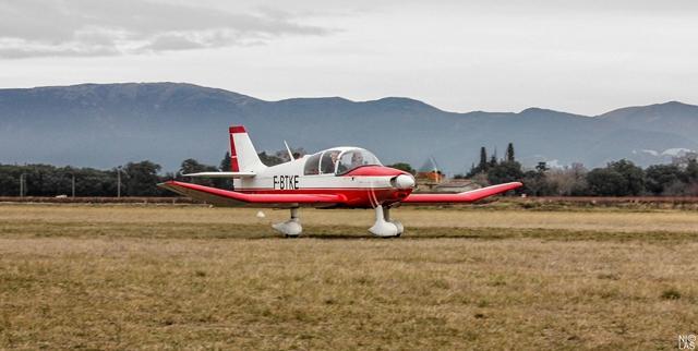 Baptême de l'air – Aéro Club du Haut Comtat à Visan - 2