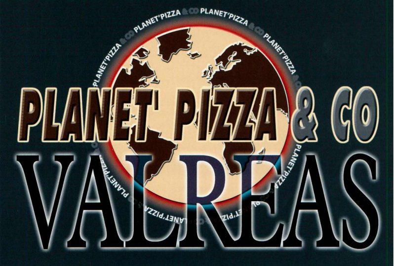 Planet Pizza & Co à Valréas - 0