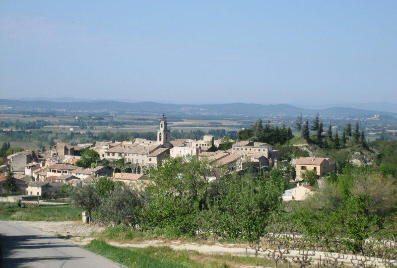 28 – Tour de l'Enclave à vélo à Valréas - 4