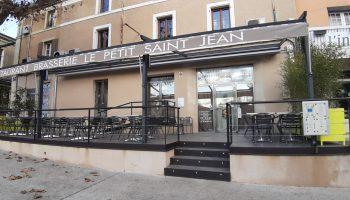 Brasserie le Petit Saint Jean
