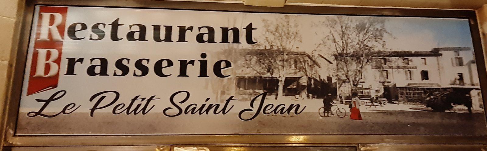 Brasserie le Petit Saint Jean à Valréas - 5