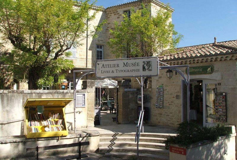 Maison de l'imprimeur Atelier-Musée Colophon Grignan à Grignan - 2