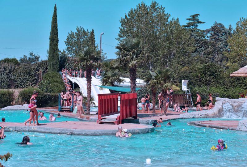 Nyonsoleïado Parc de Loisirs Aquatiques à Nyons - 1