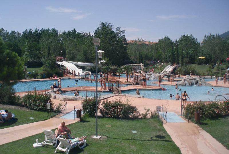 Nyonsoleïado Parc de Loisirs Aquatiques à Nyons - 2