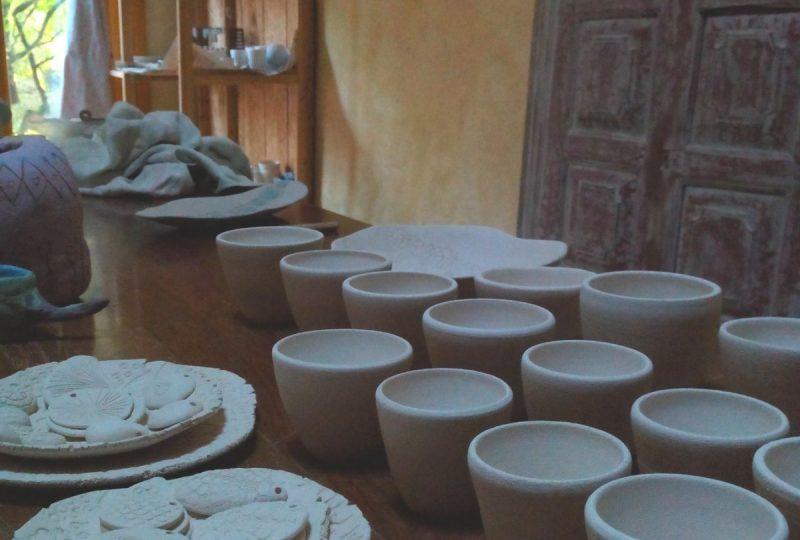 Atelier Miss Terre – Christel Guillerme à Chamaret - 1