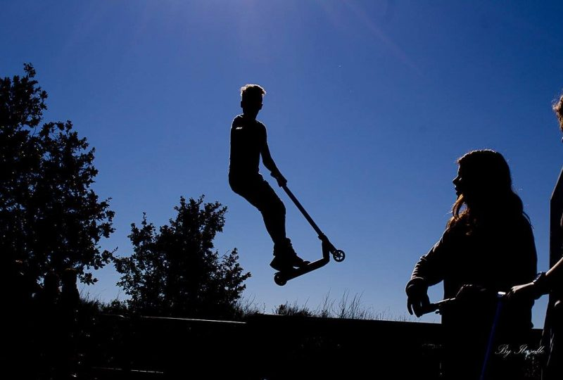 Skate Park à Grillon - 1