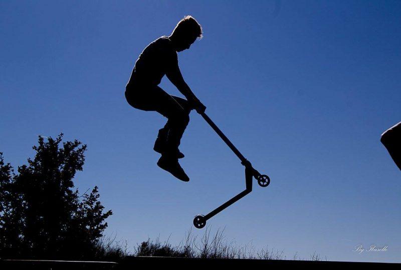 Skate Park à Grillon - 3