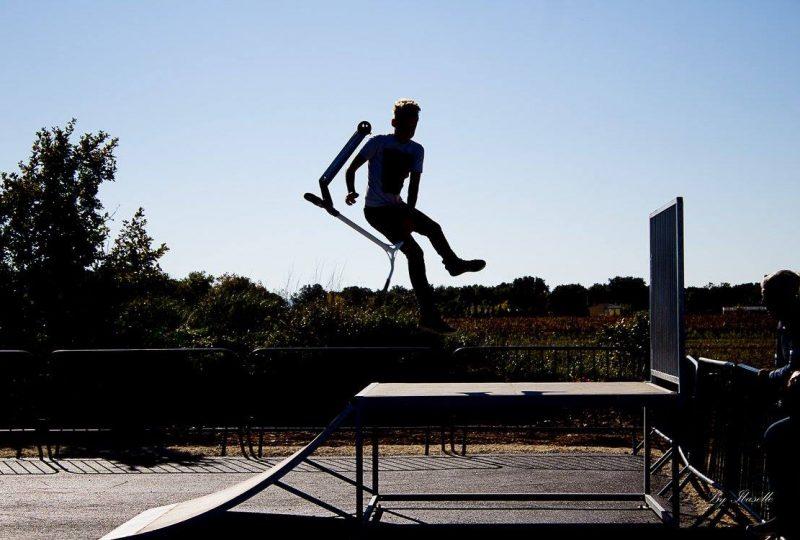 Skate Park à Grillon - 4