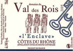 Domaine du Val des Rois – Valréas
