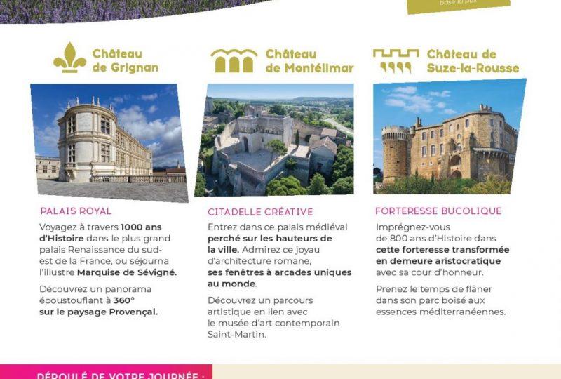 Journée Châtelain en Provence à Grignan - 0