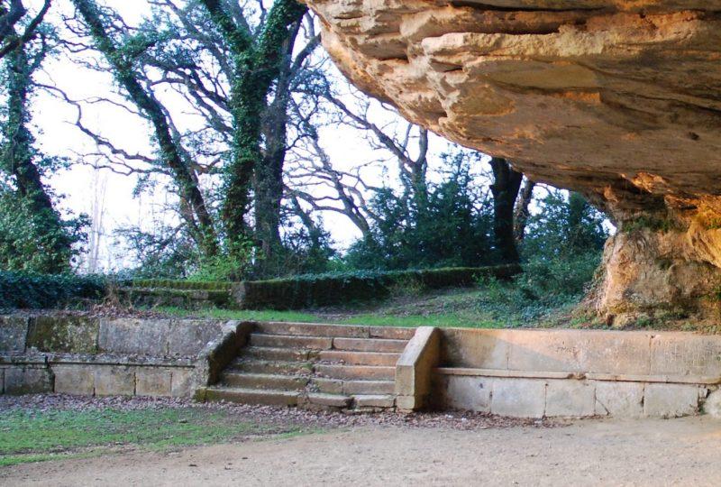 Grotte de Rochecourbière à Grignan - 0
